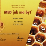 MJMB-medovicový